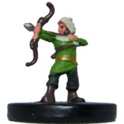 D&D Miniature Icons of the Realms Elemental Evil 02 Forest Gnome Ranger