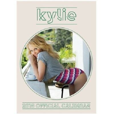 Official Licensed Kylie Minogue 2018 Calendar , Kylie Calender