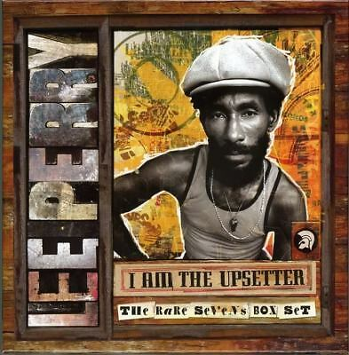 "Lee Perry  ""I Am The Upsetter""  2005 Rare Sevens Box Set New Sealed"