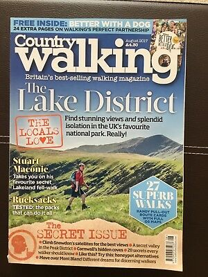 Country Walking August 2017