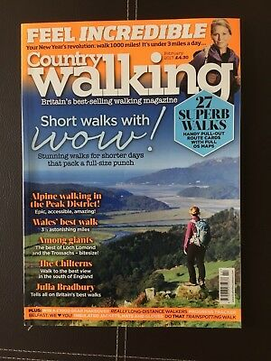 Country Walking February 2017