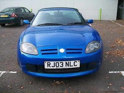 MG TF 2003 - 1.8 - SPARES or REPAIRS - Recent cylinder head and head gasket
