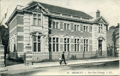 New Free Library, BROMLEY, Kent LL 11