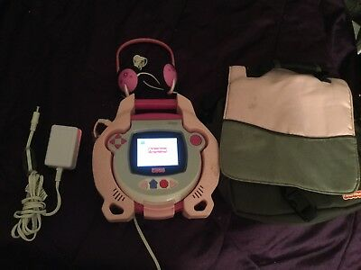 Fisher-Price Kid Tough DVD Player Tested with Storage Case