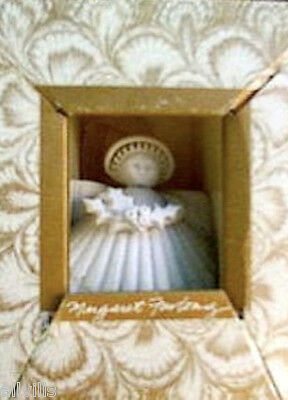 HOLLY ANGEL  #A-2H RETIRED MARGARET FURLONG 4 inch Boxed Made in USA 1983
