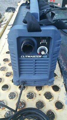 Victor thermal dynamics cutmaster 42 plasma cutter
