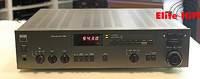 1985 Vintage NAD 7130 Stereo Receiver