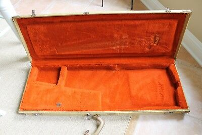 Mick Mars Owned Used Fender Guitar Case From His Motley Crue Feelgood Era Guitar