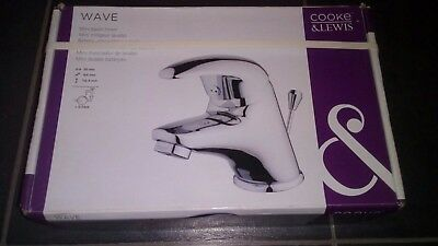 Cooke And Lewis Wave Basin Mixer