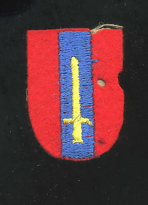 WWII British Army Formation Patch