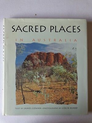 Sacred Places in Australia by James Cowan 1st ed 1991 Aboriginal history