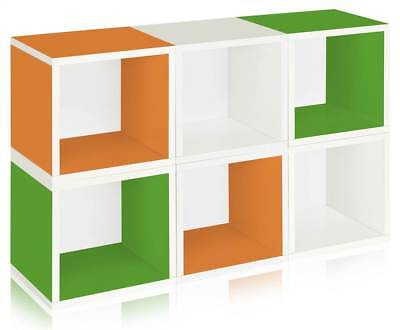 6-Pc Modular Storage Cube Set [ID 133036]