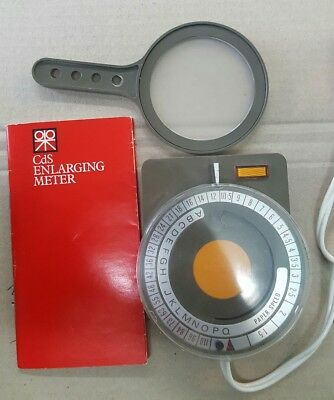 Paterson CDS Enlarging meter