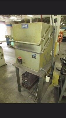 Cress Electric Heat Treat Furnace MDL: C1228/942  2250F Max Temp