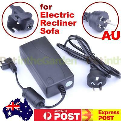 29V 2A Electric Recliner Sofa Chair Charger Power Adapter Transformer 2 Pin