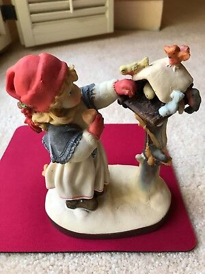 This is an original lisi doll birdhouse signed extremely rare piece *mint*