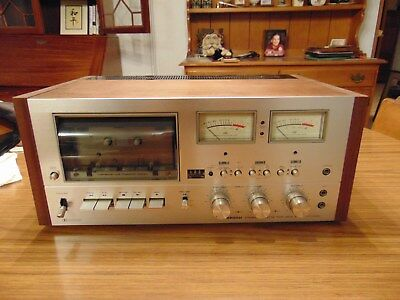 Pioneer CT-F9191 Cassette Deck in Excellent Condition