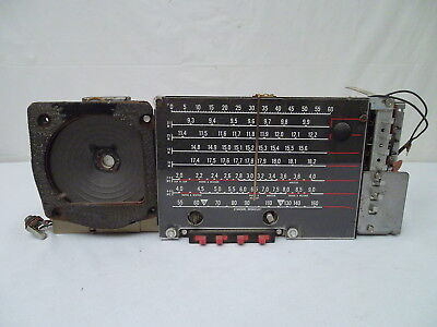 ZENITH 600 TRANS-OCEANIC CHASSIS 6A40 - PLAYS w/ Issue - B600 A600 R600 T600