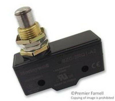 Microswitch Standard, Plunger  Momentary 15A - Honeywell - BZC-2RQ1-A2
