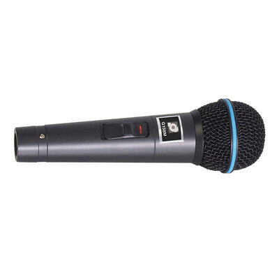 Soundlab G158M Dynamic Handheld Microphone Lead and Carry Case LLA0909