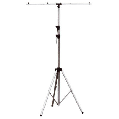 Soundlab G001ZD American DJ ADJustable Aluminium Lighting Stand 1.22m T Bar