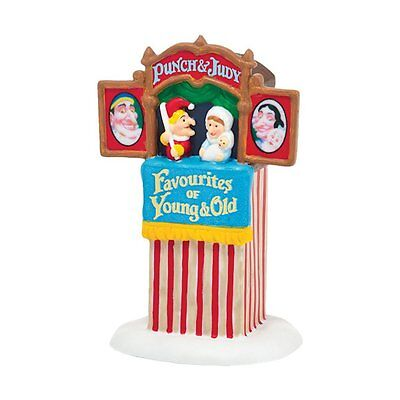 Saturday With Punch and Judy Dept 56 Figurine Dickens Village 4036519  D56