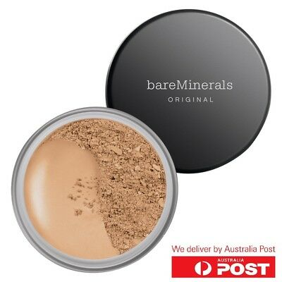 Bare Minerals Original Medium Beige N20 id Escentuals SPF 15 8g