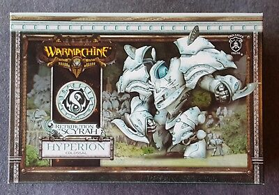 Warmachine - Retribution - Hyperion Colossal