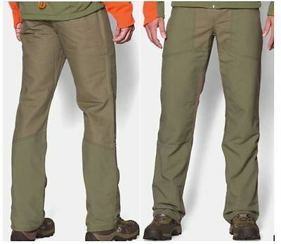 NEW Under Armour Men's Prey Upland Brush Hunting Pant 36/30 Pheasant Grouse