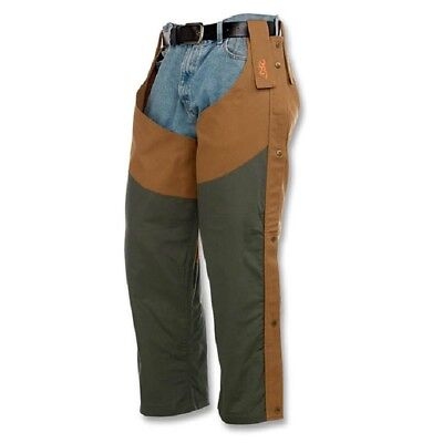 NEW Browning Men's Pheasants Forever Field Upland Hunting Chaps Regular