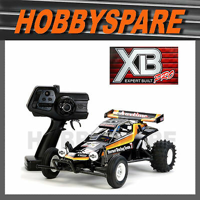 New Tamiya 1/10 Xb Pro The Hornet Ready To Run Rc Offroad Buggy Rtr 57741