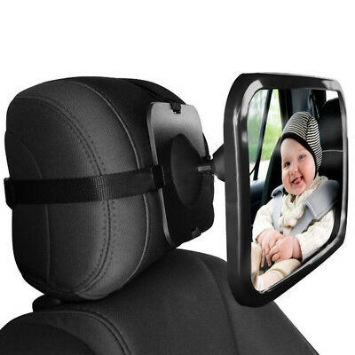 Car Baby Child Inside Mirror View Rear Ward Back Safety Facing Care Infant