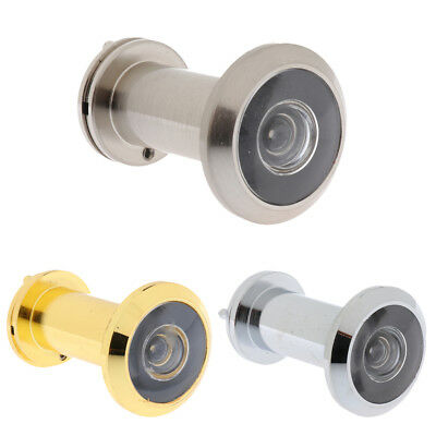 200°High Definition Very Private Door Viewer Peephole with Privacy Cover