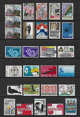 NETHERLANDS - mixed collection No.13