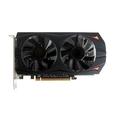 Video Card With Cooler Fan GTX750TI 1GB DDR5 192Bit PCI-Express Graphics Cards