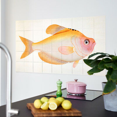 NEW IXXI fish wall art by Until