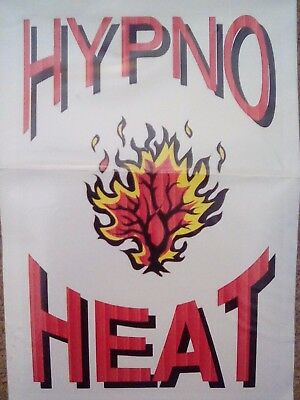 HYPNO-HEAT TRICK Over 18s Only