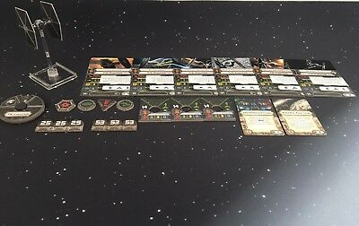 Star Wars X-Wing X Wing Miniature Game - TIE Fighter Expansion Pack