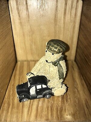 HARRODS London Cab TEDDY By Peter Fagan