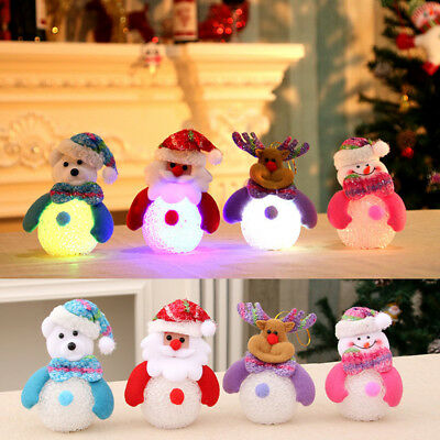 LED Christmas Party Licht Lampe Home Decoration Christmas Tree Pendant