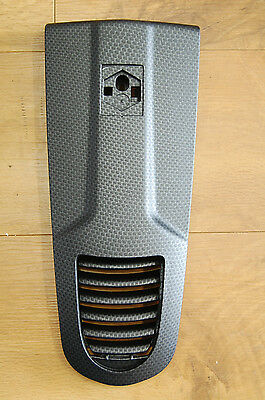 Genuine Vespa GT / GTS / Super Carbon Fibre Steering / Horn Cover