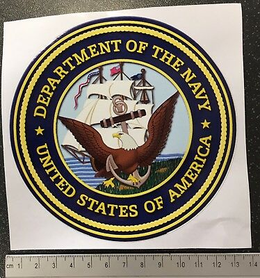 US Navy Sticker United States