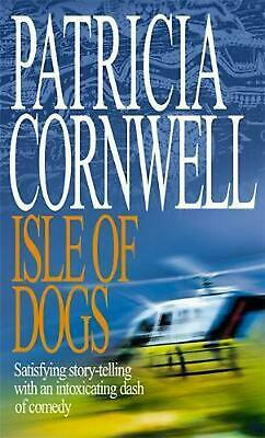 Isle Of Dogs by Patricia Cornwell (English) Paperback Book Free Shipping!