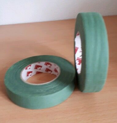 Genuine Scapa UK Forces Issue Green Fabric/Cloth Sniper Tape 50 m x 30 mm