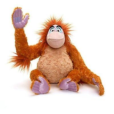 New Official Disney The Jungle Book 48cm King Louie Soft Plush Toy