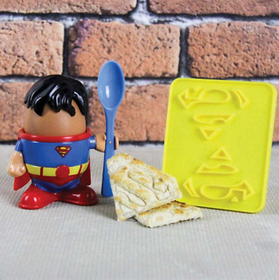 Dc Comics Superman Egg Cup - Officially Licenced