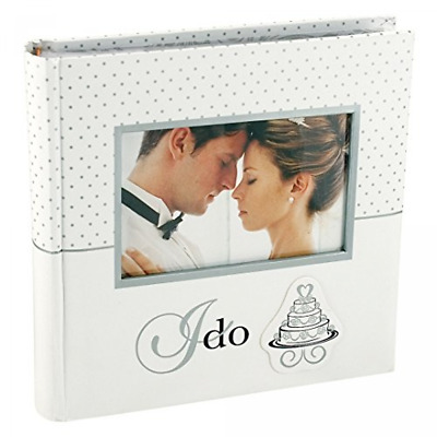 Malden International Designs I Do Wedding Collection 2-Up with Memo Space Photo
