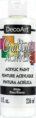 Deco Art-Crafter'S Acrylic.  This All Purpose Acrylic Paint Is Ideal For Simple