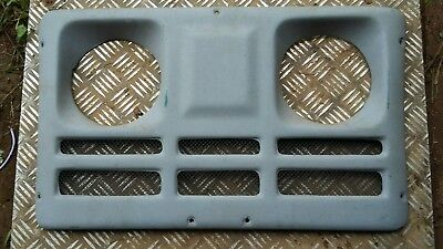 Leyland tractor grill