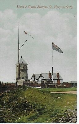 Scilly Isles, Lloyd's Signal Station, St Mary's